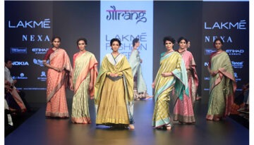 Gaurang Shah Lakme Fashion Week Winter FEstive 2018