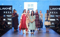 Ka sha - Lakme Fashion Week Summer Resort 2018