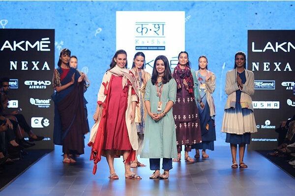 Ka sha - Lakme Fashion Week Summer Resort 2018