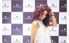 curly hair colour dusted rouge trend schwarzkopf