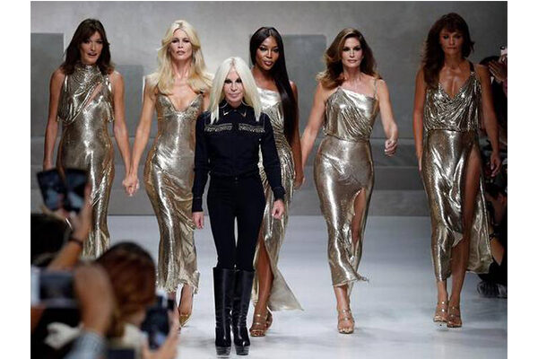 Versace takeover by Michael Kors